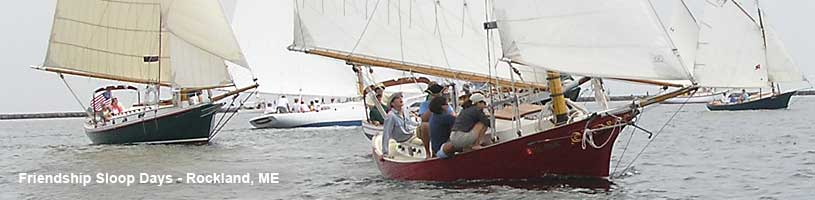 Friendship Sloop Days