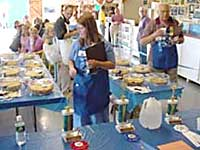 Union Fair Blueberry Pie Contest