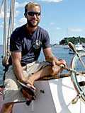 Captain Justin Bernhart - Appledore