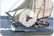 Schooner Heritage video