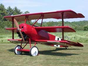1917 Fokker Dr. I Tri-plane