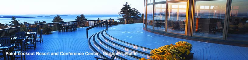 Point Lookout Resort - Lincolnville Maine
